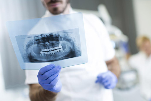 radiologia dentale milano